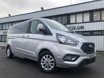 2019 FORD TOURNEO CUSTOM