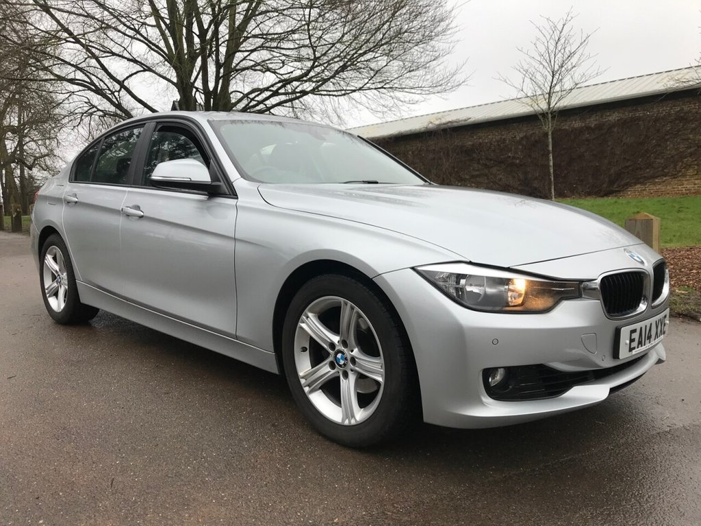 USED 2014 14 BMW 3 SERIES 2.0 320I SE 4d 181 BHP Great Value Face-lift 3 Series With Low Mileage And Full Service History.