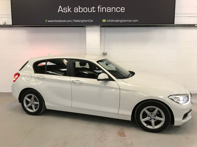 USED 2018 68 BMW 1 SERIES 2.0 118D SE 5d 147 BHP