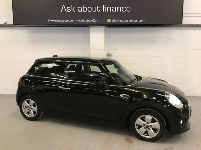 USED 2016 66 MINI HATCH ONE 1.5 ONE D 3d 94 BHP