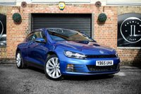 USED 2015 65 VOLKSWAGEN SCIROCCO 2.0 GT TDI BLUEMOTION TECHNOLOGY 2d 182 BHP