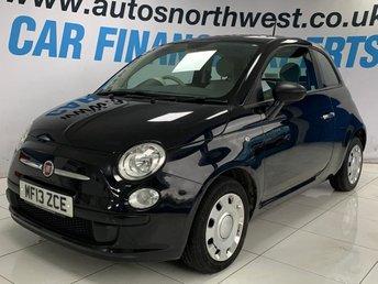 2013 FIAT 500 1.2 POP 3d 69 BHP £3000.00