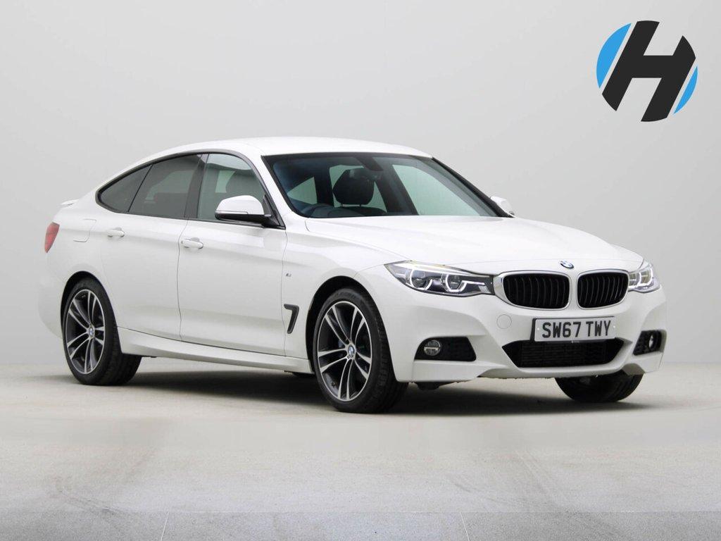 USED 2018 67 BMW 3 SERIES GRAN TURISMO 2.0 320D XDRIVE M SPORT