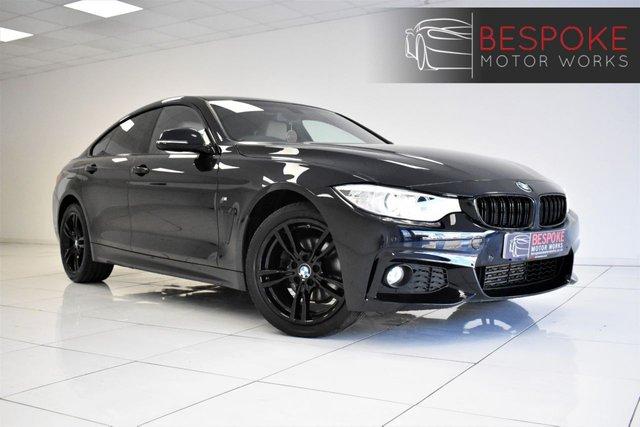 2016 66 BMW 4 SERIES 420D 2.0 XDRIVE M SPORT GRAN COUPE