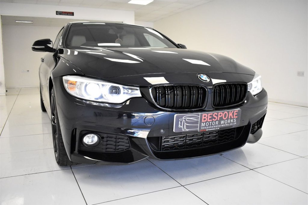 USED 2016 66 BMW 4 SERIES 420D 2.0 XDRIVE M SPORT GRAN COUPE