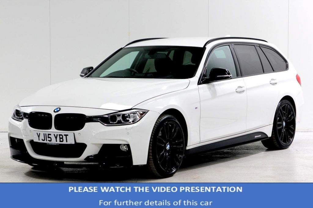 USED 2015 15 BMW 3 SERIES 2.0 320d M Sport Touring xDrive (s/s) 5dr M SPORT +*BODYKIT*COMFORT PACK