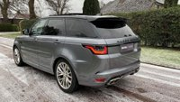 USED 2020 20 LAND ROVER RANGE ROVER SPORT 5.0 P575 V8 SVR Auto 4WD (s/s) 5dr VAT Q / PANROOF/ HEAD UP /