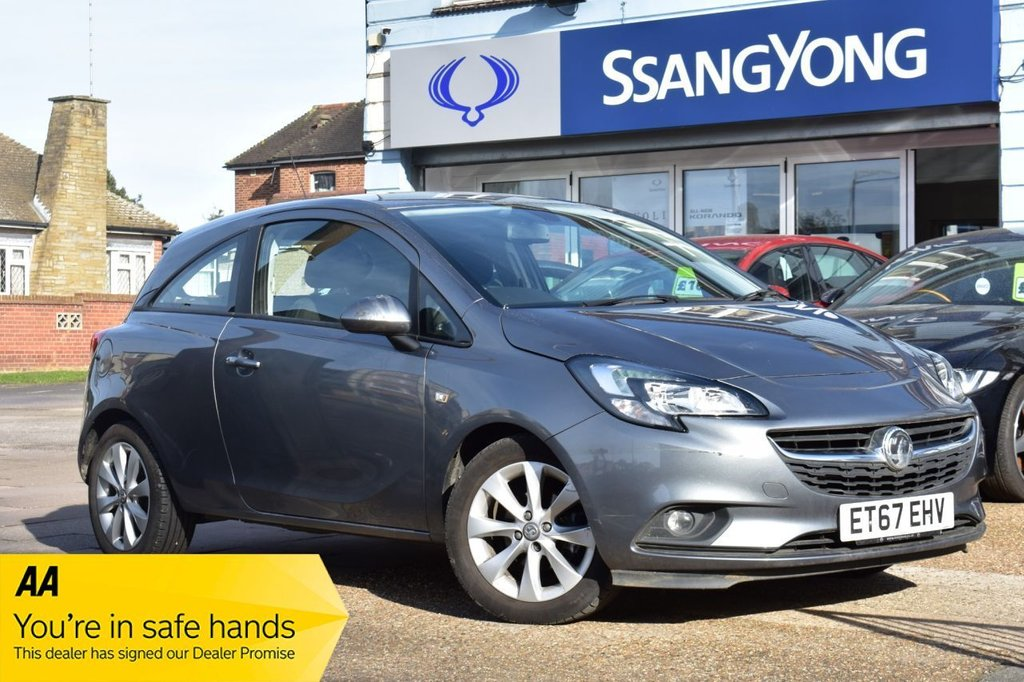 USED 2018 67 VAUXHALL CORSA 1.4 ENERGY AC 3d 89 BHP AUTOMATIC AVAILABLE FOR ONLY £199 PER MONTH £0 DEPOSIT