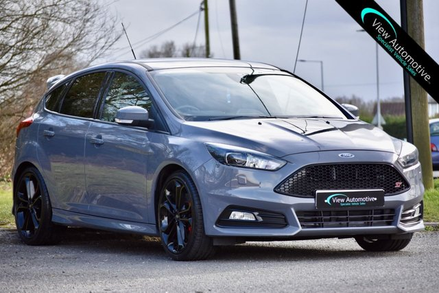 2016 FORD FOCUS ST-3 TDCI