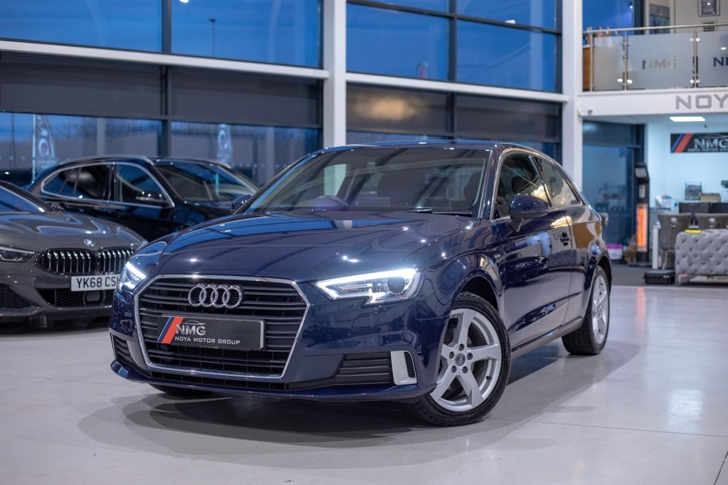 USED 2017 17 AUDI A3 1.5 TFSI SPORT 3d 148 BHP ***FREE NATIONWIDE DELIVERY***