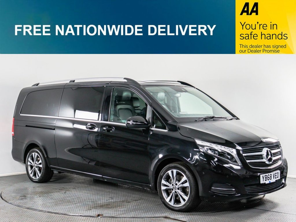 View our MERCEDES-BENZ V-CLASS