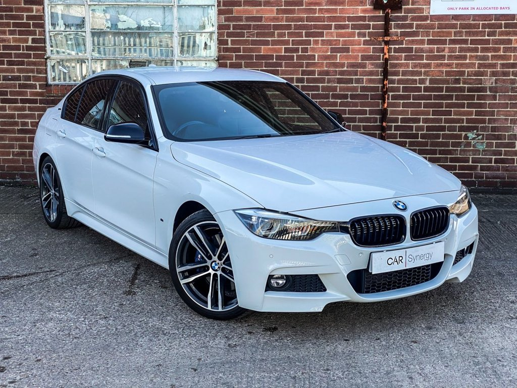 USED 2017 T BMW 3 SERIES 2.0 330E M SPORT SHADOW EDITION 4d 249 BHP