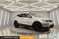 USED 2016 65 NISSAN QASHQAI 1.6 DCI TEKNA 5d 128 BHP 1 OWNER, 6 SERVICES, SAT/NAV, REVERSE CAMERA, DAB, BLUETOOTH, GLASS ROOF, CRUISE CONTROL, CLIMATE CONTROL..