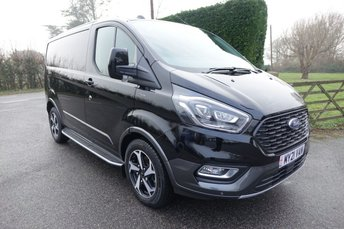 2021 FORD TRANSIT CUSTOM