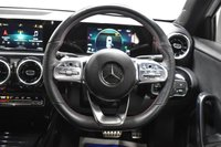 USED 2018 68 MERCEDES-BENZ A-CLASS 1.3 A 200 AMG LINE 5d 161 BHP