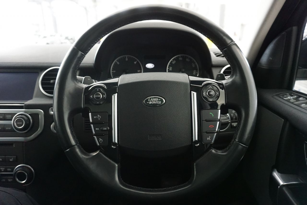 Used LAND ROVER DISCOVERY 4 for sale