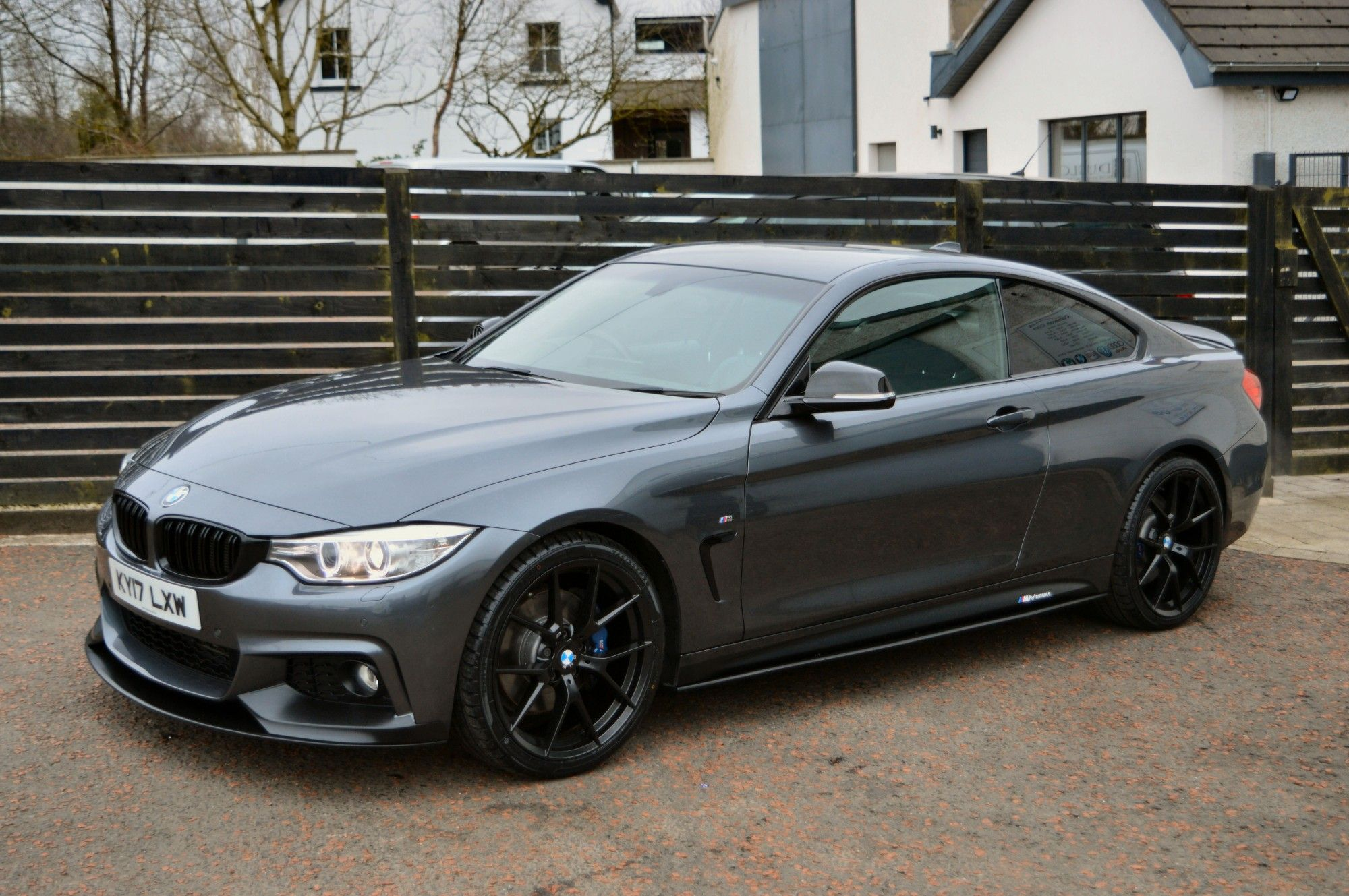 USED 2017 17 BMW 4 SERIES 2.0 420D M SPORT 2d 188 BHP 6 MONTHS RAC WARRANTY FREE + 12 MONTHS ROAD SIDE RECOVERY!