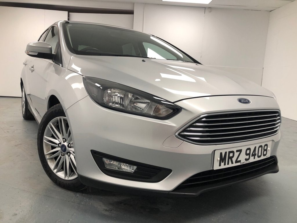 USED 2017 FORD FOCUS 1.5 ZETEC EDITION TDCI 5d 118 BHP £212 a month, T&Cs apply.