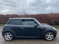 USED 2008 08 MINI HATCH COOPER 1.6 COOPER 3d 118 BHP * 6 SPEED  * 12 MONTHS FREE AA MEMBERSHIP *