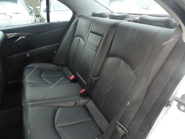 USED 2007 07 MERCEDES-BENZ E-CLASS 2.1 E220 CDI AVANTGARDE 4d 168 BHP LONG MOT