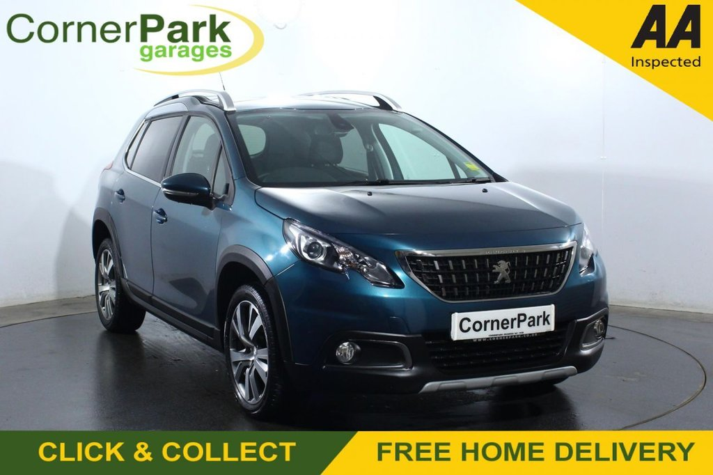 USED 2019 68 PEUGEOT 2008 1.5 BLUE HDI ALLURE 5d 101 BHP