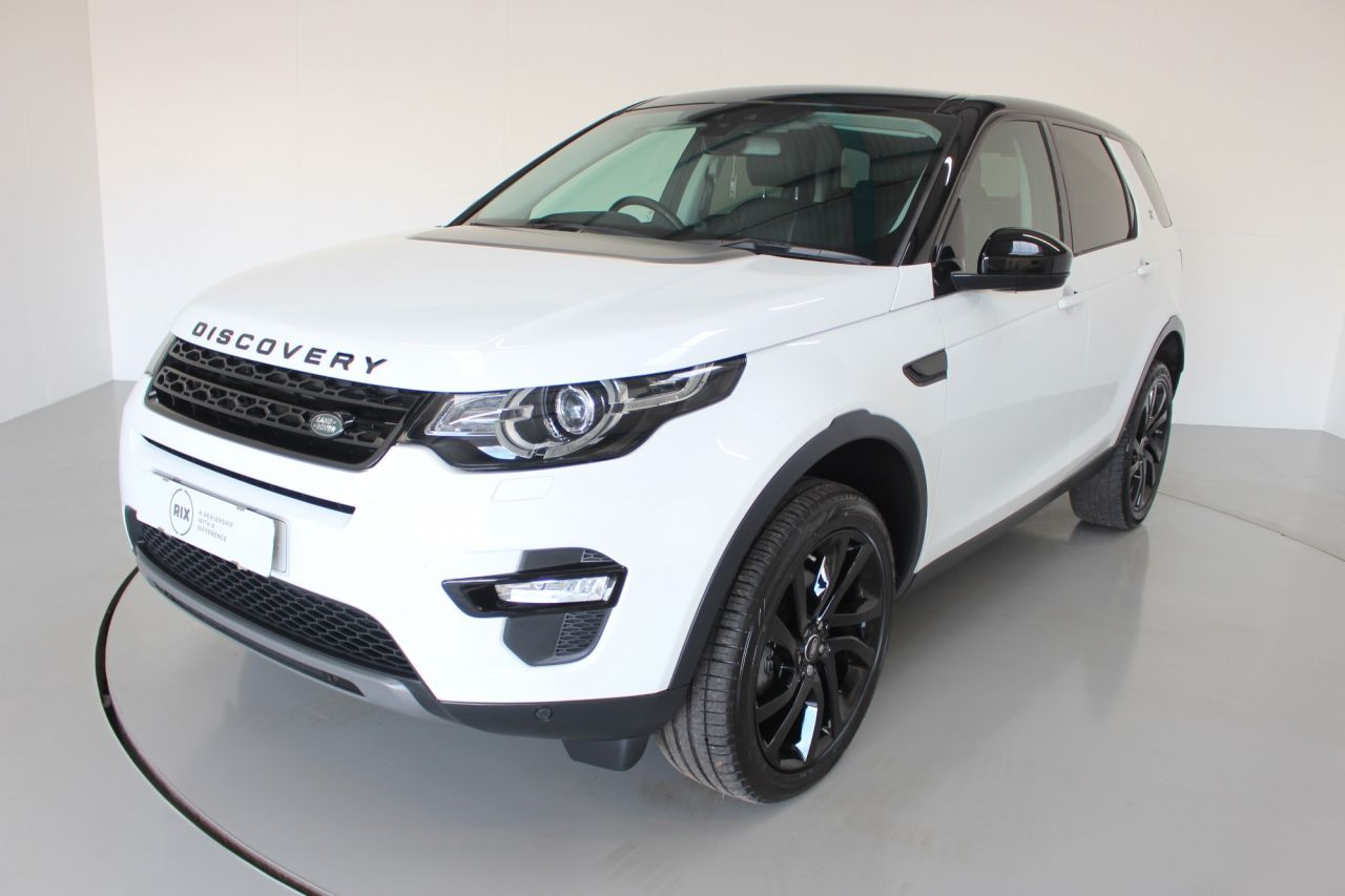 Used LAND ROVER DISCOVERY SPORTfor sale