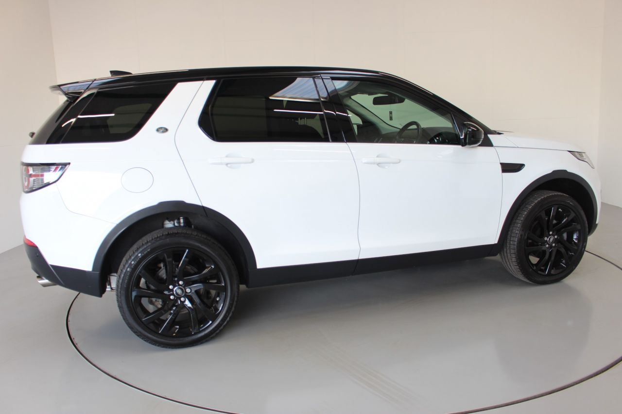 Used LAND ROVER DISCOVERY SPORT for sale