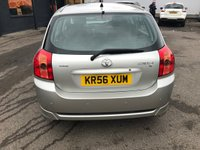 USED 2006 56 TOYOTA COROLLA 1.6 T3 VVT-I 5d 109 BHP ONLY 35,00O MILES !!!