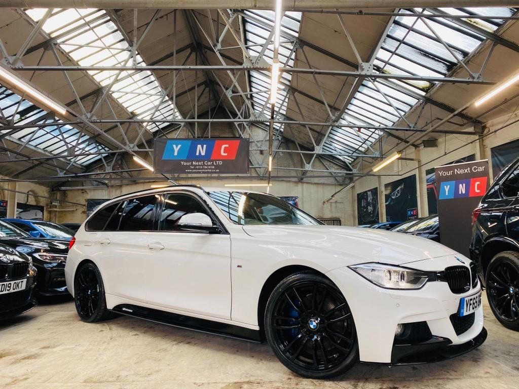 USED 2015 65 BMW 3 SERIES 2.0 320d M Sport Touring (s/s) 5dr PERFORMANCE KIT PLUS PACK! 19S