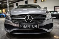USED 2017 S MERCEDES-BENZ A 200 2.1 A Class A200d AMG Line