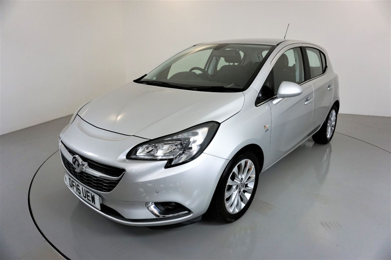 Used VAUXHALL CORSAfor sale