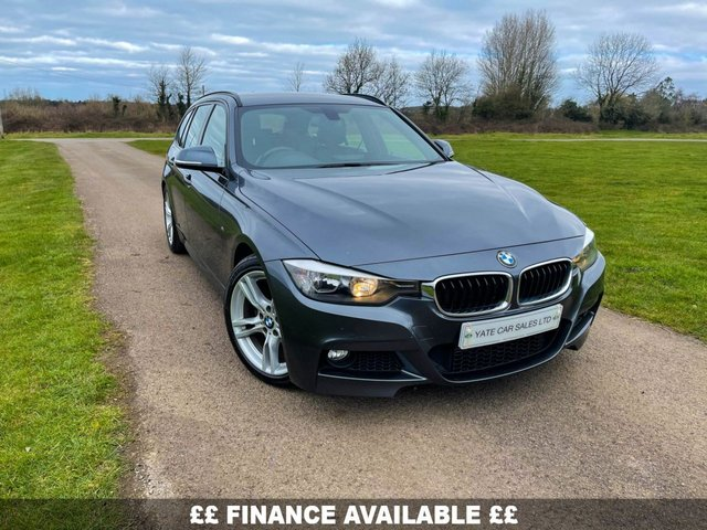 USED 2013 13 BMW 3 SERIES 2.0 320D M SPORT TOURING 5d 181 BHP (FREE 2 YEAR WARRANTY)