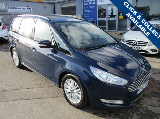 USED 2015 65 FORD GALAXY 2.0 ZETEC TDCI 5d 148 BHP FANTASTIC CONDITION AND DRIVE
