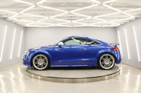 USED 2010 60 AUDI TT 2.5 RS TFSI QUATTRO 3d 340 BHP LOW MILEAGE, SAT/NAV, HEATED LEATHER, SEPANG BLUE, BIG SPEC, OUTSTANDING