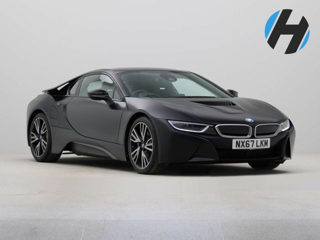 USED 2017 67 BMW I8 1.5 PROTONIC FROZEN BLACK EDITION
