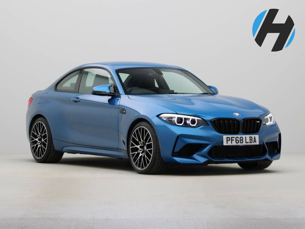 USED 2018 68 BMW M2 3.0 COMPETITION DCT