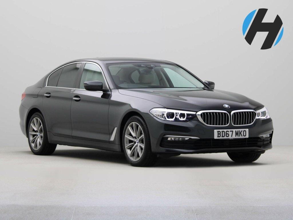 USED 2017 67 BMW 5 SERIES 2.0 520D SE