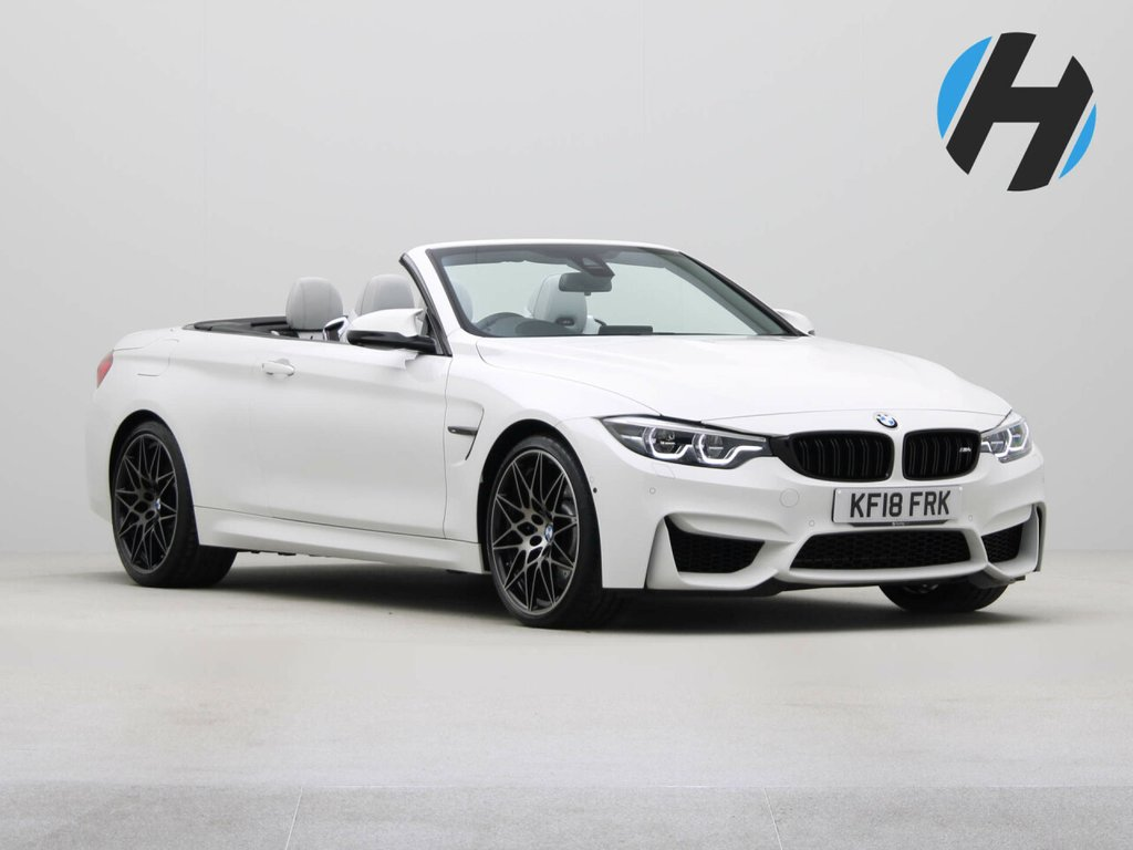 USED 2018 18 BMW M4 3.0 COMPETITION DCT