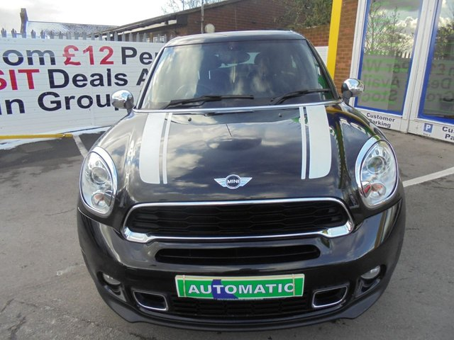 USED 2013 63 MINI COOPER 1.6 COOPER S ALL4 3d 184 BHP **BOOK YOUR TEST DRIVE NOW *