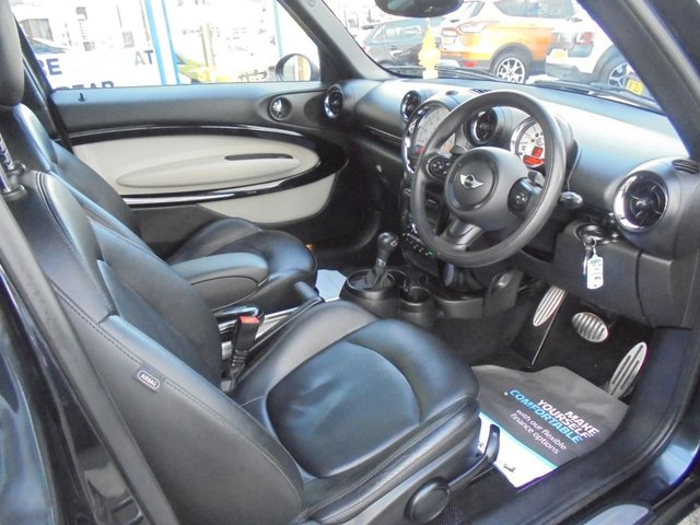 USED 2013 63 MINI COOPER 1.6 COOPER S ALL4 3d 184 BHP CLICK AND COLLECT ON YOUR NEXT CAR