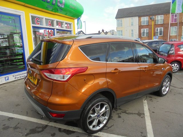 USED 2015 15 FORD KUGA 2.0 TITANIUM TDCI 5d 148 BHP **CLICK AND COLLECT ON YOUR NEXT CAR**
