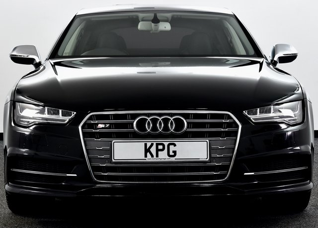 USED 2015 65 AUDI S7 4.0 TFSI V8 Sportback S Tronic quattro (s/s) 5dr £63k New, 2 Owners, F/A/S/H +