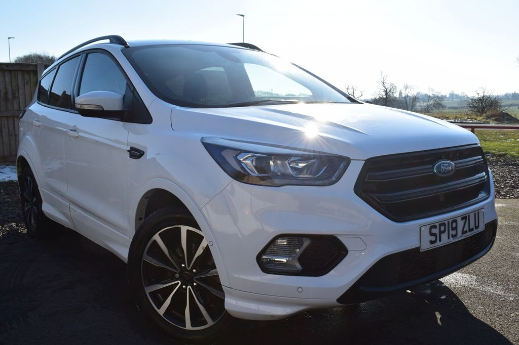 USED 2019 19 FORD KUGA 1.5 ST-LINE TDCI 5d 118 BHP