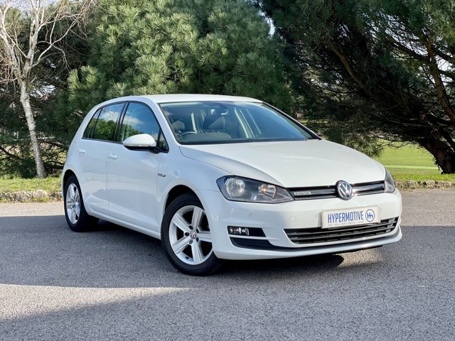 USED 2015 65 VOLKSWAGEN GOLF 1.0 MATCH TSI BLUEMOTION DSG 5d 114 BHP Genuine Mileage | £0 Road Tax