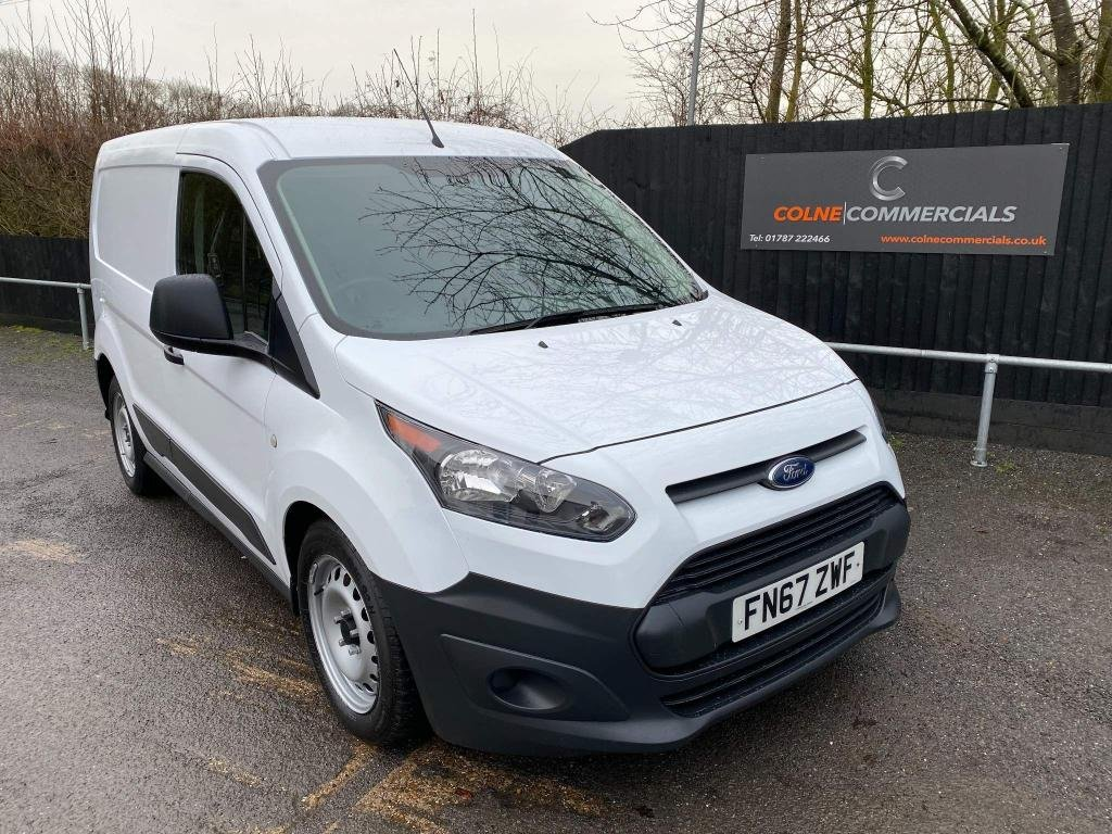 USED 2017 67 FORD TRANSIT CONNECT 1.5 TDCi 200 L1 5dr **EURO 6**LOW MILEAGE**