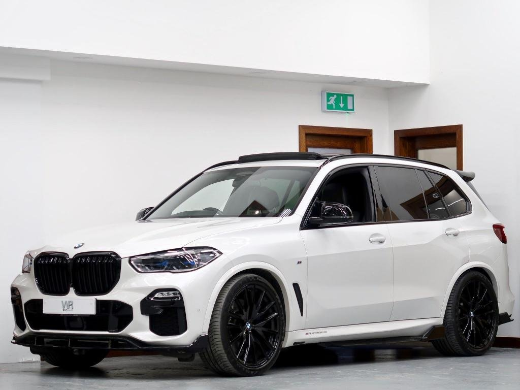 USED 2019 19 BMW X5 3.0 30d M Sport Auto xDrive (s/s) 5dr M PERFORMANCE KIT + PAN ROOF