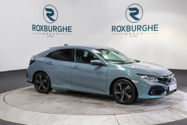 USED 2018 18 HONDA CIVIC 1.6 I-DTEC SR 5DR