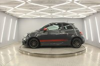 USED 2017 ABARTH 595 1.4 T-Jet 145 3dr UPGRADED MAGNETI MARELLI SPORTS EXHAUST, ALCANTARA DASH, DAB, BLUETOOTH...
