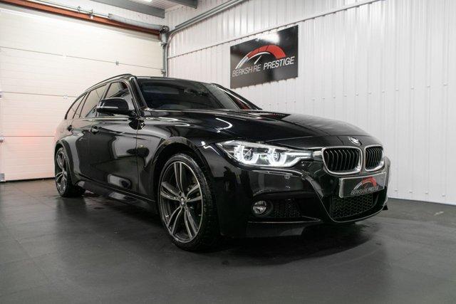 2016 16 BMW 3 SERIES 3.0 330D XDRIVE M SPORT TOURING 5d 255 BHP
