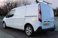 USED 2016 66 FORD TRANSIT CONNECT 1.5 240 LIMITED P/V 118 BHP NO VAT LIMITED LONG WHEEL BASE - FULL HISTORY WARRANTY INCLUDED -